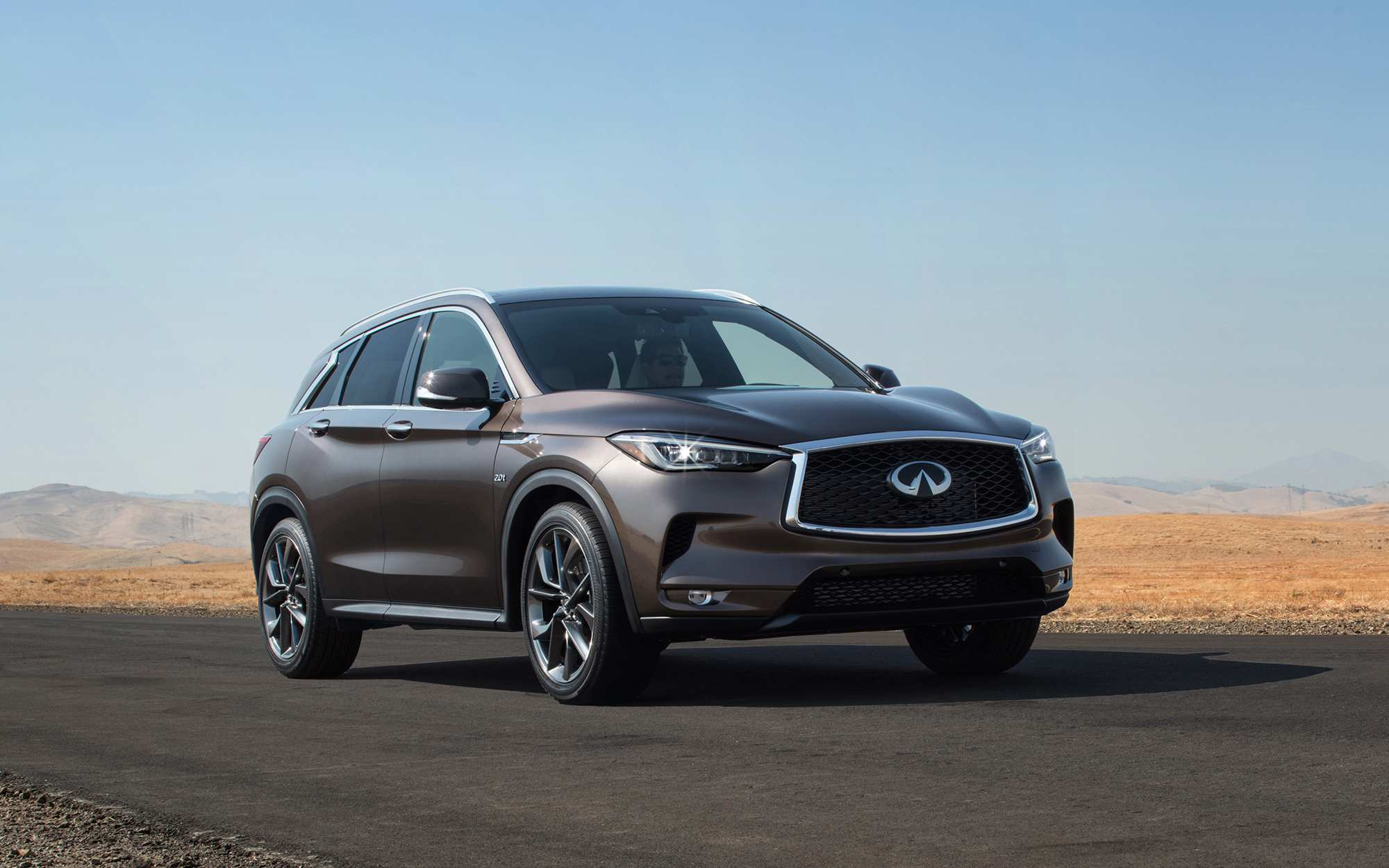 91 New The Infiniti Qx50 2019 Hybrid Concept Overview