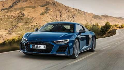 91 New The R8 Audi 2019 Review And Price Release Date And Concept