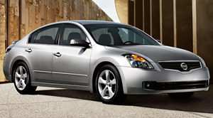 91 The 2009 Nissan Altima Photos