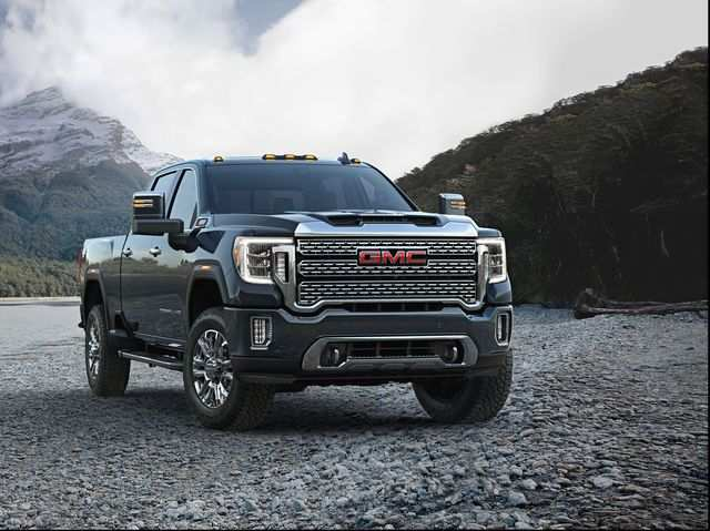 91 The 2020 Gmc Sierra Mpg Performance And New Engine
