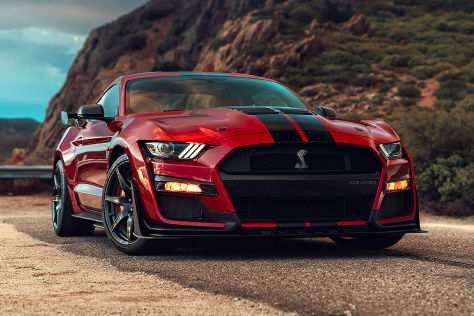 91 The Best Ford Gt500 Mustang 2020 Prices