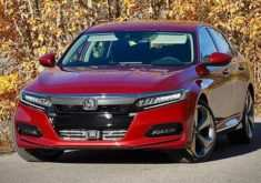 Honda Accord 2020 Redesign