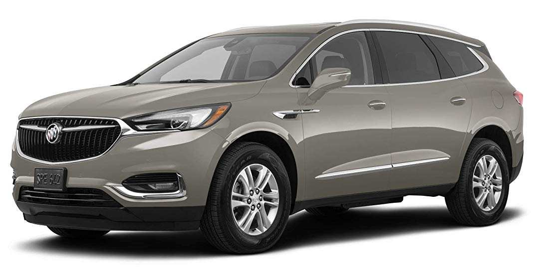 91 The Best The 2019 Buick Enclave Wheelbase Review Rumors