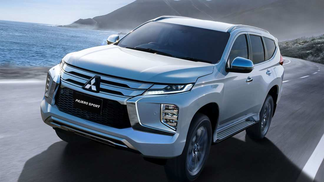 91 The Mitsubishi New Pajero 2020 Specs And Review