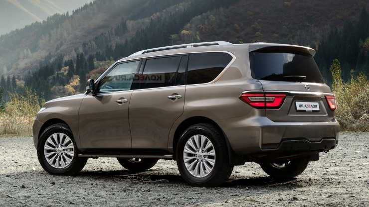 91 The Nissan Patrol 2020 Redesign Overview