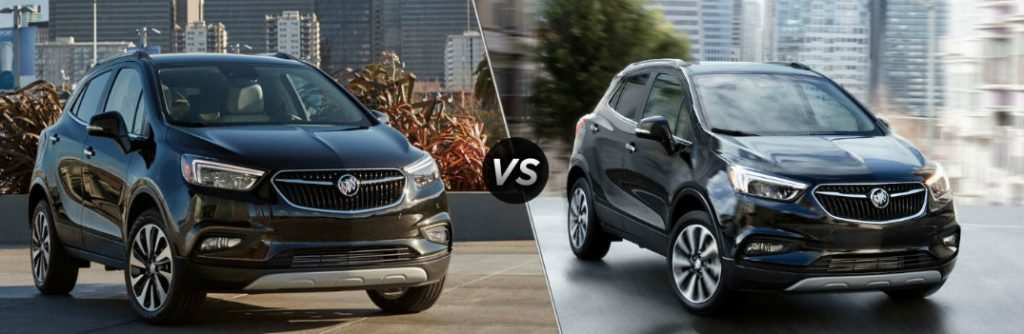 92 A 2019 Buick Encore Release Date Engine Redesign and Concept
