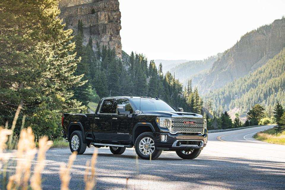 92 A 2020 Gmc Sierra Mpg Pictures