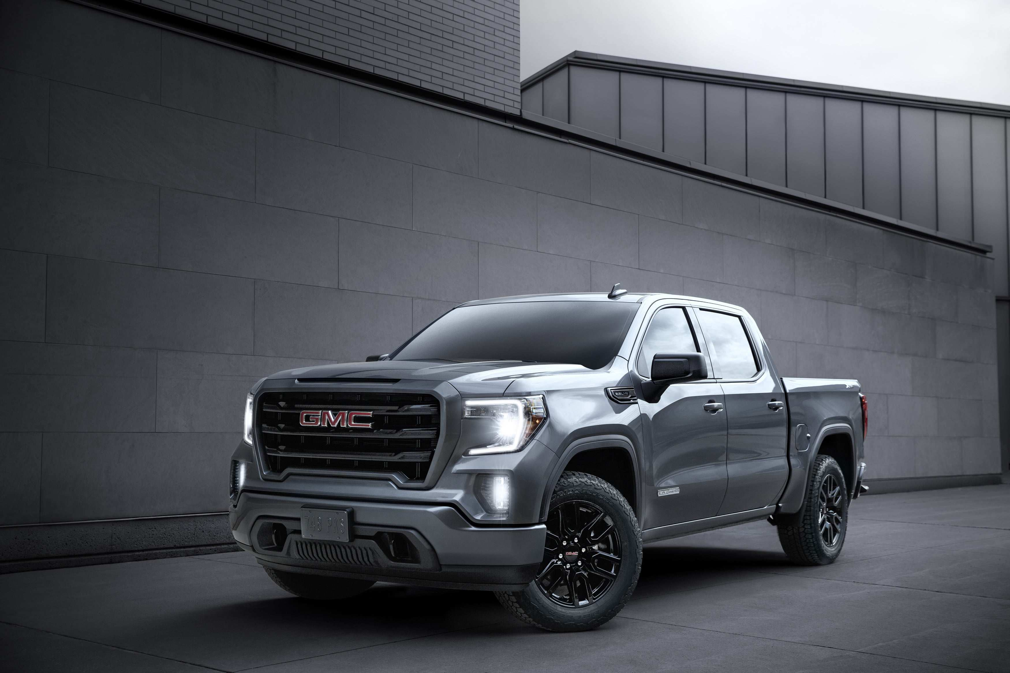 92 A 2020 Gmc Sierra Mpg Price And Release Date