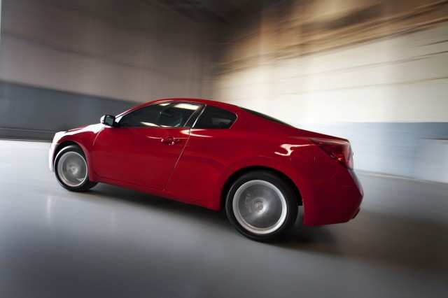 92 All New 2013 Nissan Altima Coupe New Concept