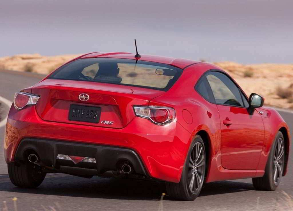 92 All New 2019 Scion Fr S Sedan Rumors