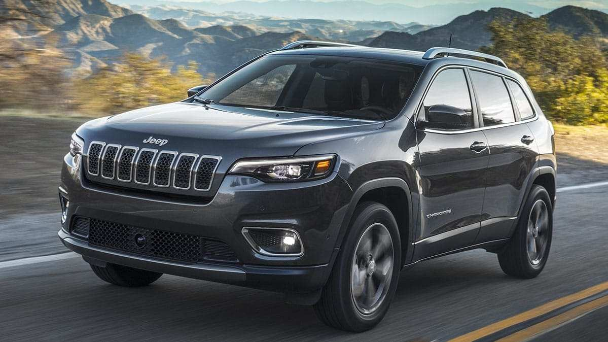 92 All New New Jeep Lineup For 2019 New Review Price And Release Date