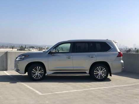 92 Best Lexus Lx 570 Year 2020 Redesign