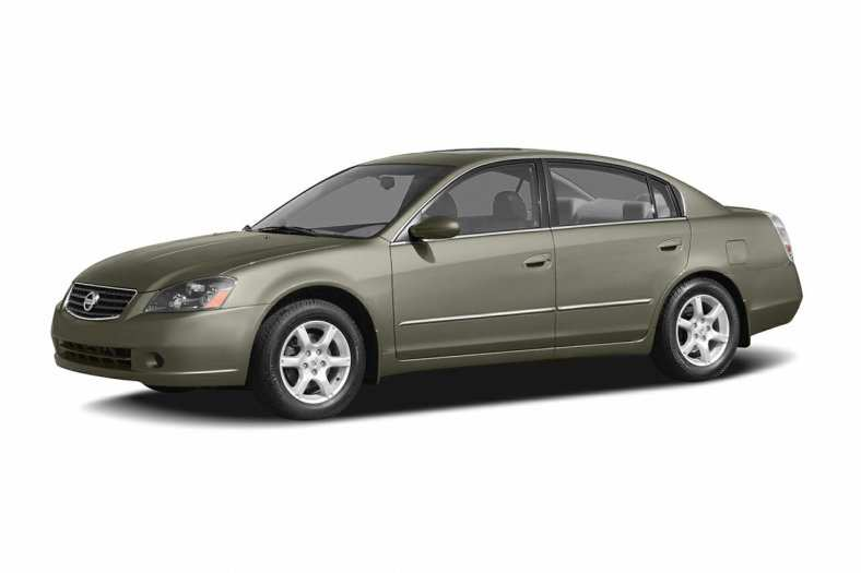 92 New 2005 Nissan Altima Release