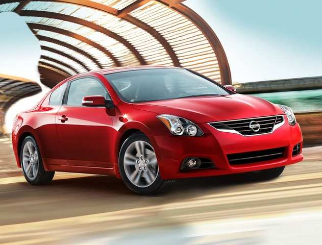 92 New 2010 Nissan Altima Coupe Specs