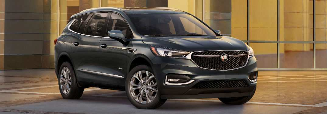 92 The 2019 Buick Encore Release Date Engine Redesign And Concept