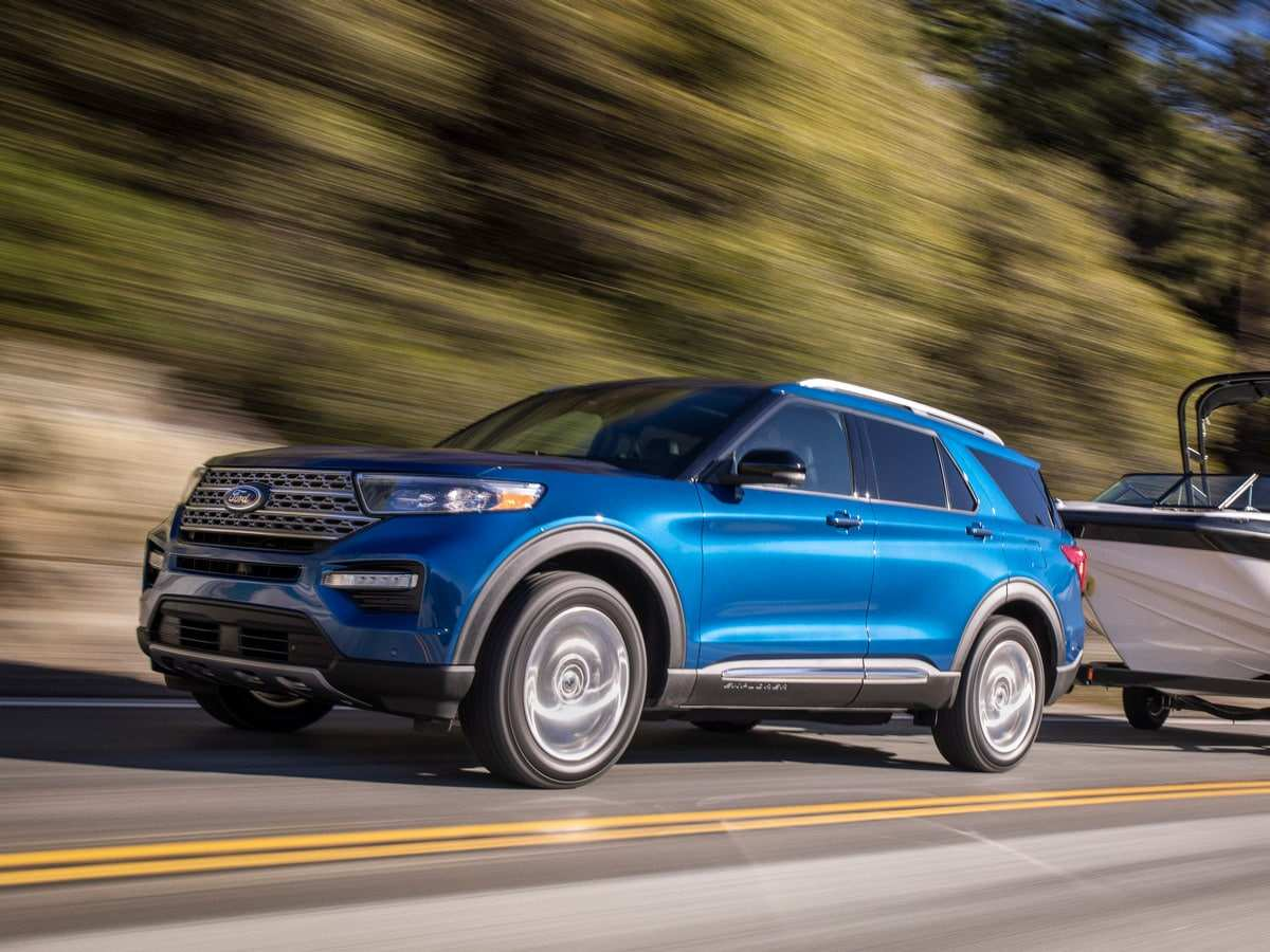 92 The Best 2020 Ford Explorer Hybrid Mpg Pricing