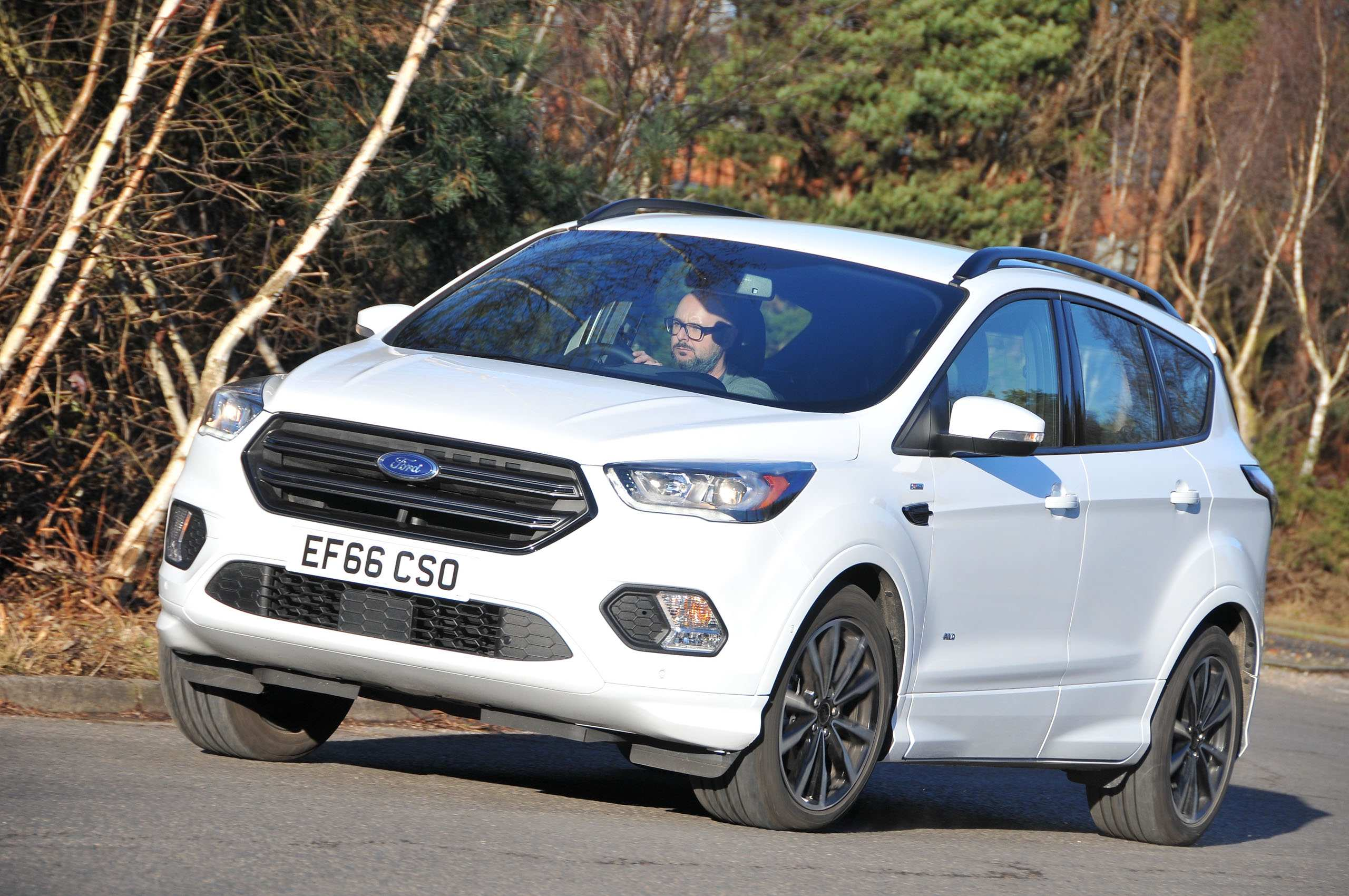 92 The Best Best Ford Kuga 2019 Review And Release Date Interior