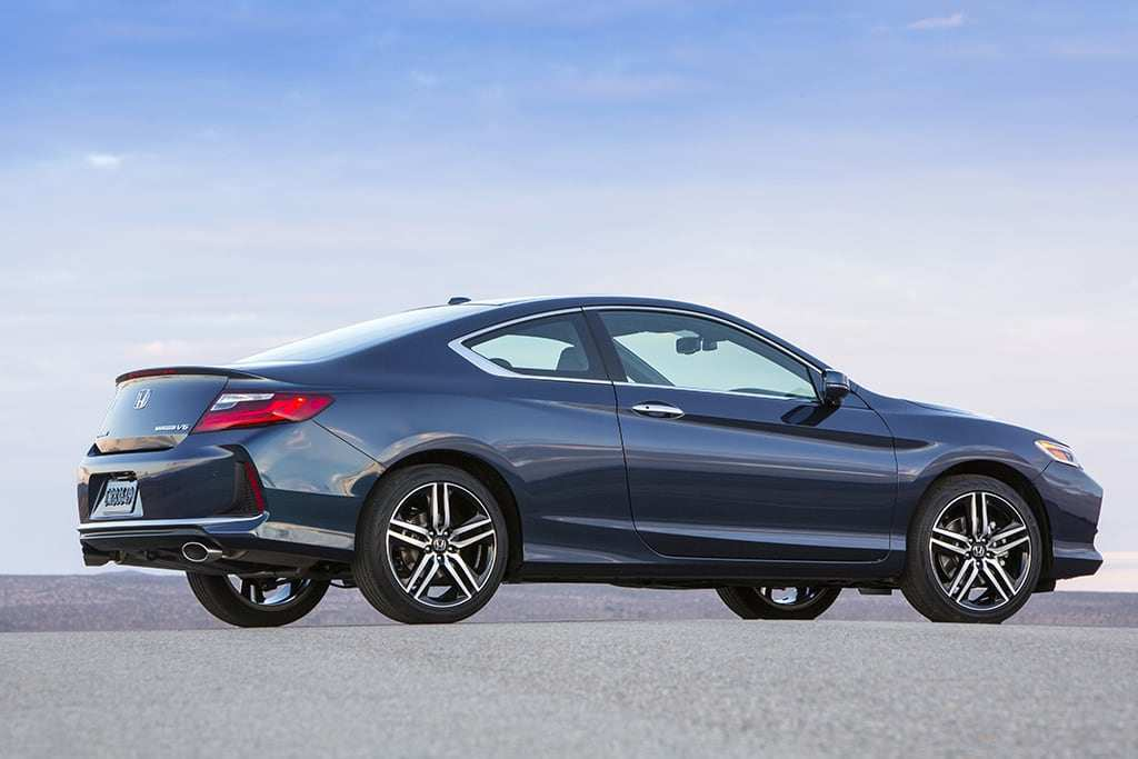 92 The Best Honda 2019 Accord Coupe Review New Concept