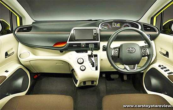 92 The Best Sienta Toyota 2019 New Interior Specs