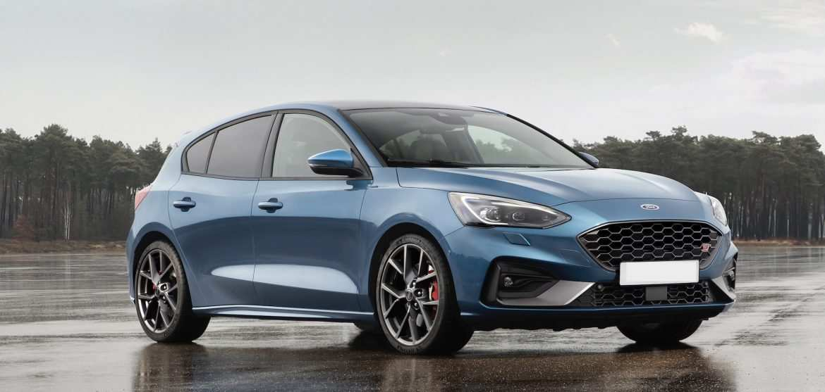 92 The Ford Focus St 2020 Spesification