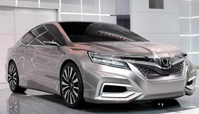 92 The Honda Accord 2020 Redesign Photos