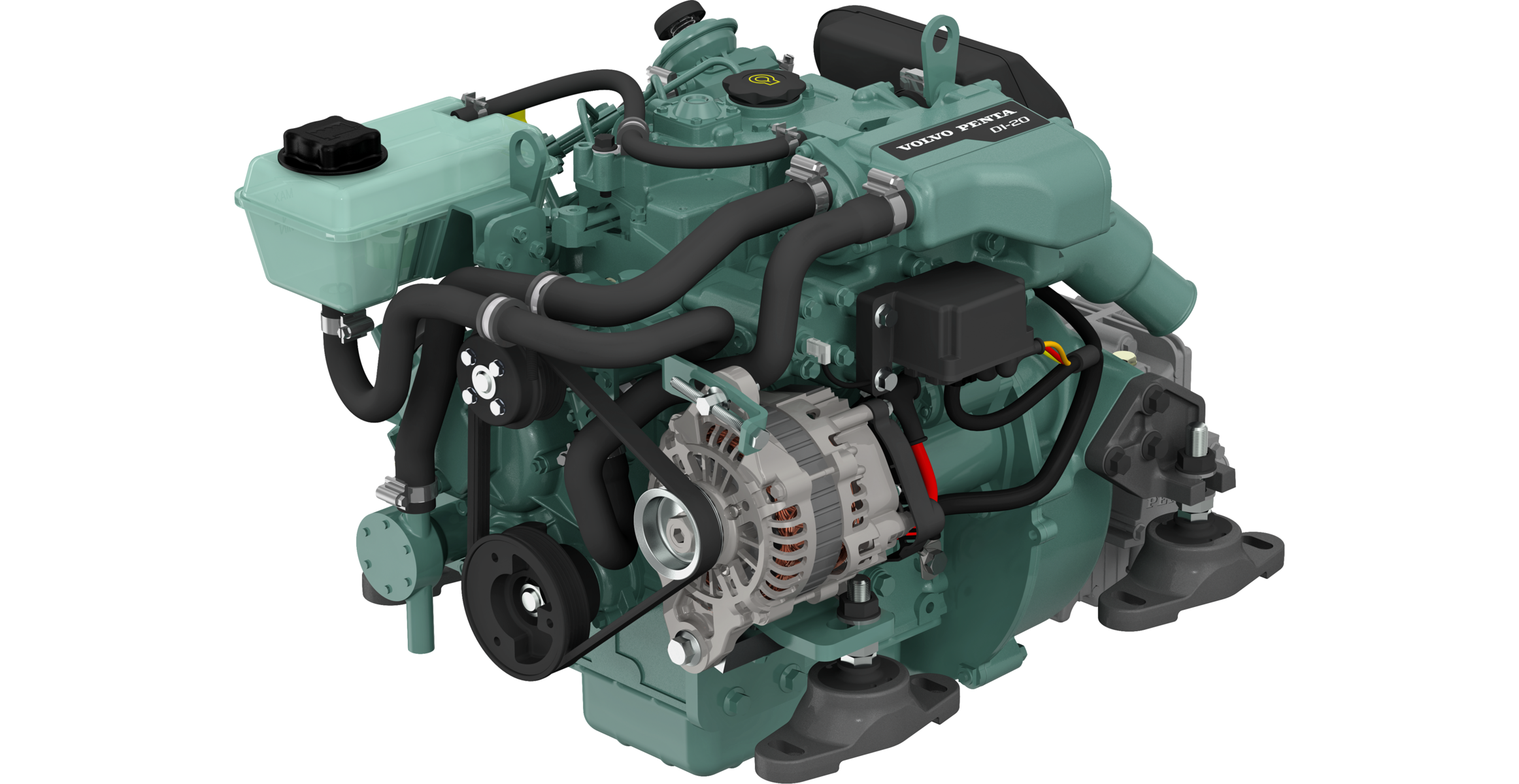 93 A Volvo Penta 2020 Manual Performance