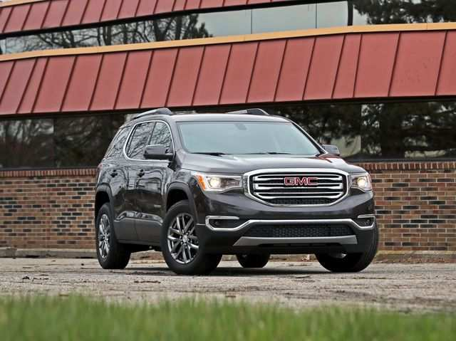 93 New Gmc 2019 Acadia Price And Release Date Speed Test
