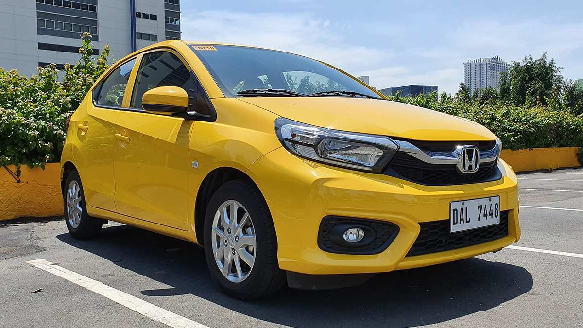 93 New Honda Brio 2020 Prices