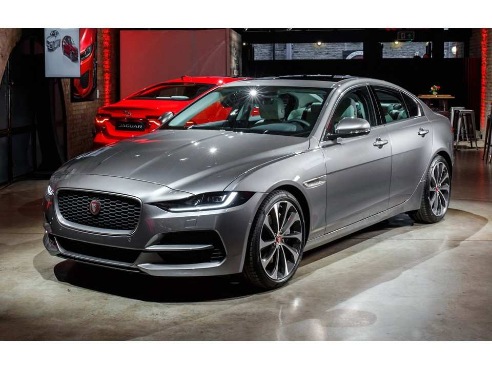 93 New Jaguar Xe 2020 Uk History