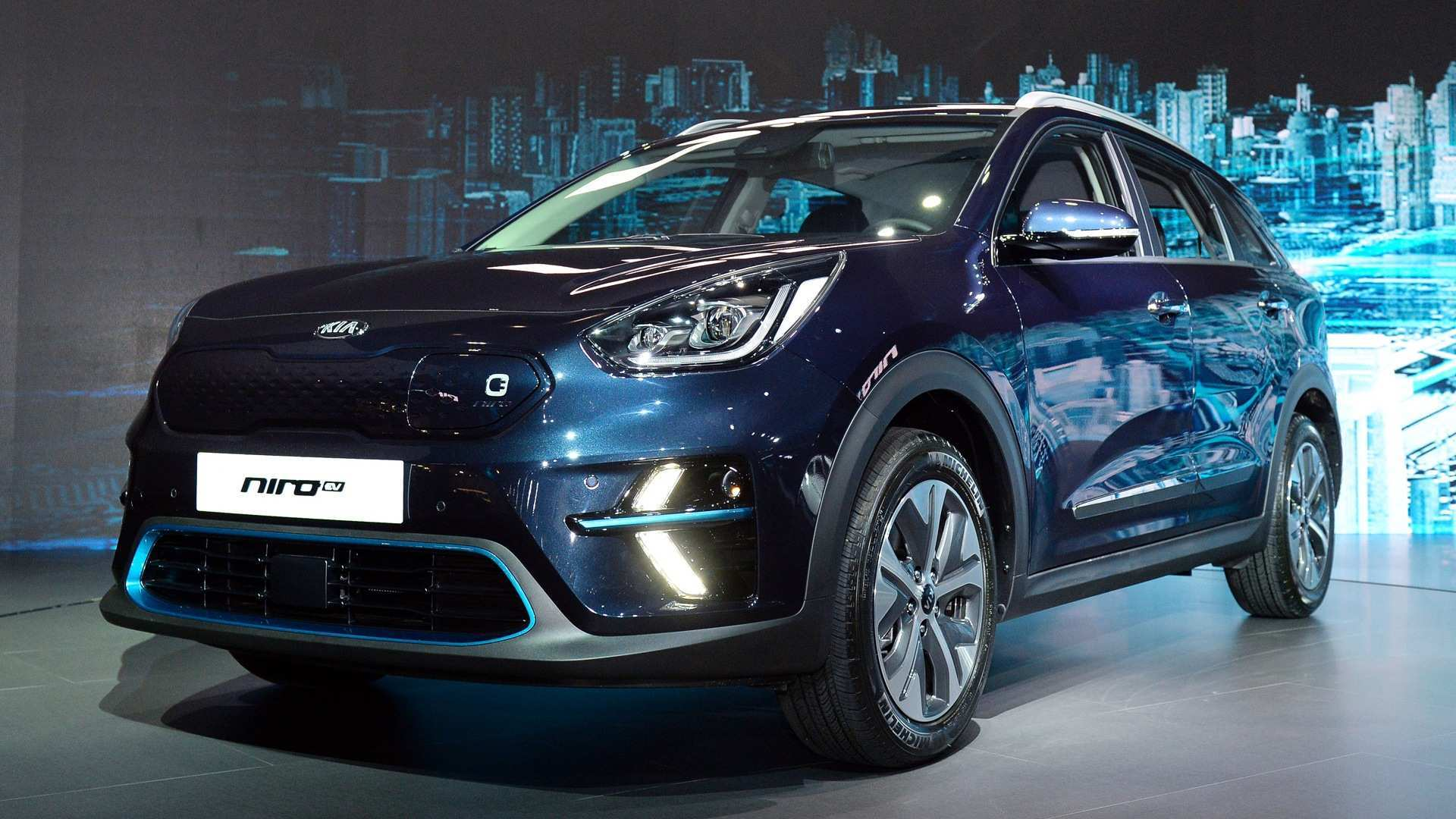 94 All New 2019 Kia Niro Ev Release Date Ratings
