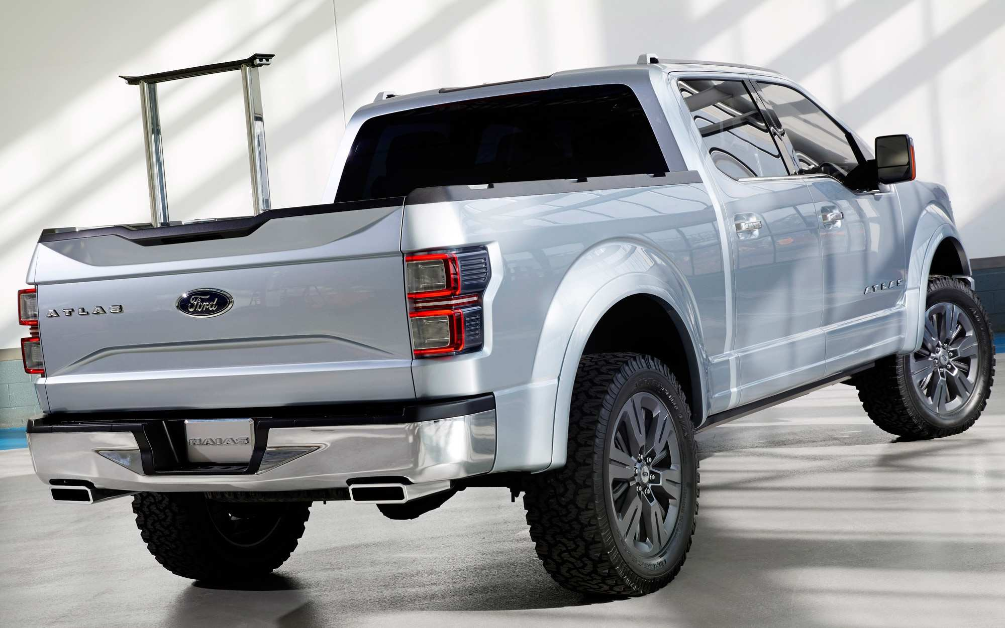 94 Best 2020 Ford F150 Atlas New Concept