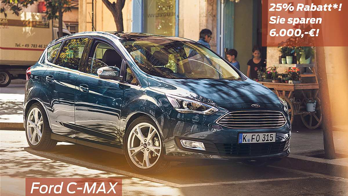 94 New 2019 Ford C Max Engine