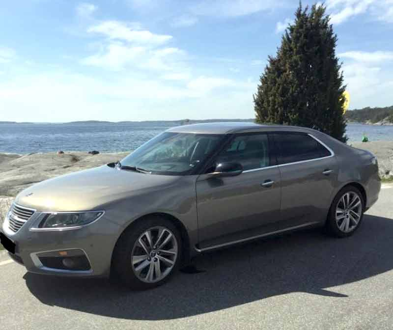 94 New 2019 Saab 9 5 Redesign And Review