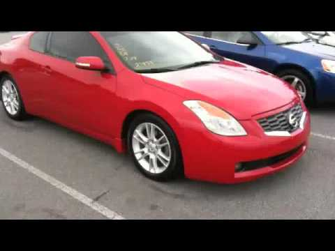 94 New Nissan Altima Coupe 2008 Price And Review