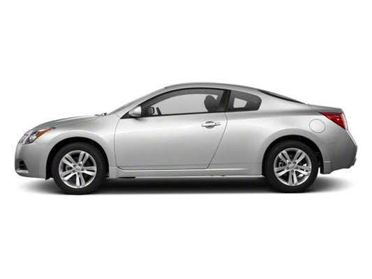 94 The 2013 Nissan Altima Coupe History