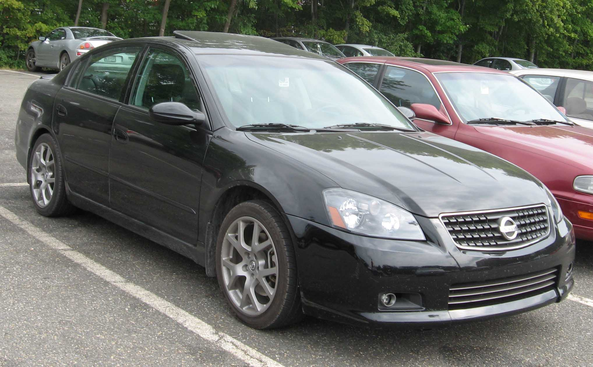 95 A Nissan Altima Se R Price Design And Review
