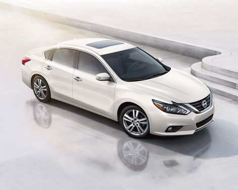 95 All New 2018 Nissan Altima Reviews Price And Release Date