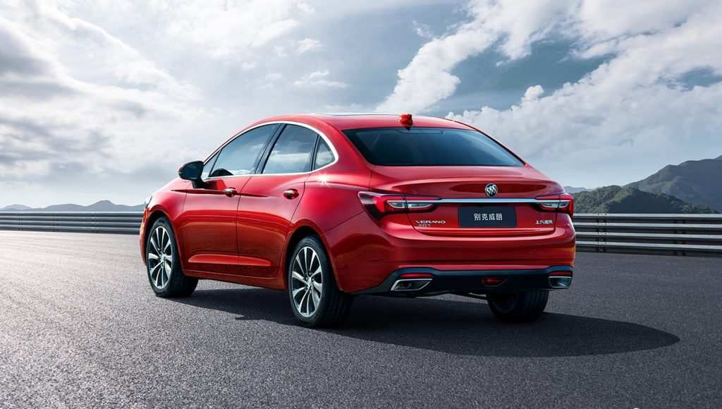 95 All New Buick Verano 2020 Price Design And Review