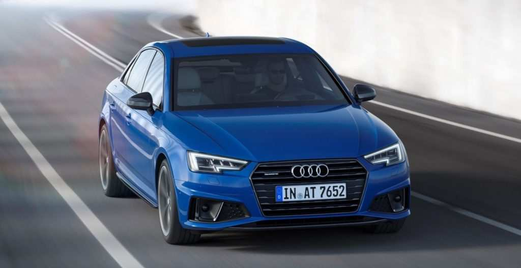 95 All New Linha Audi 2019 New Review Release Date And Concept