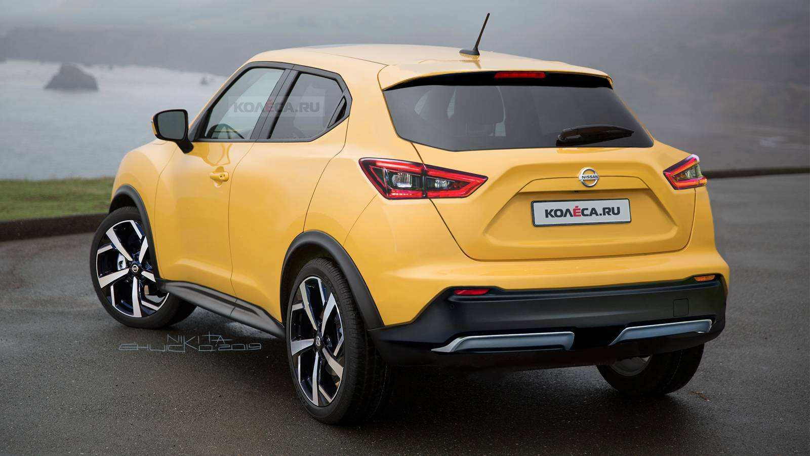 95 All New Nissan Juke 2020 Dimensions Review And Release Date