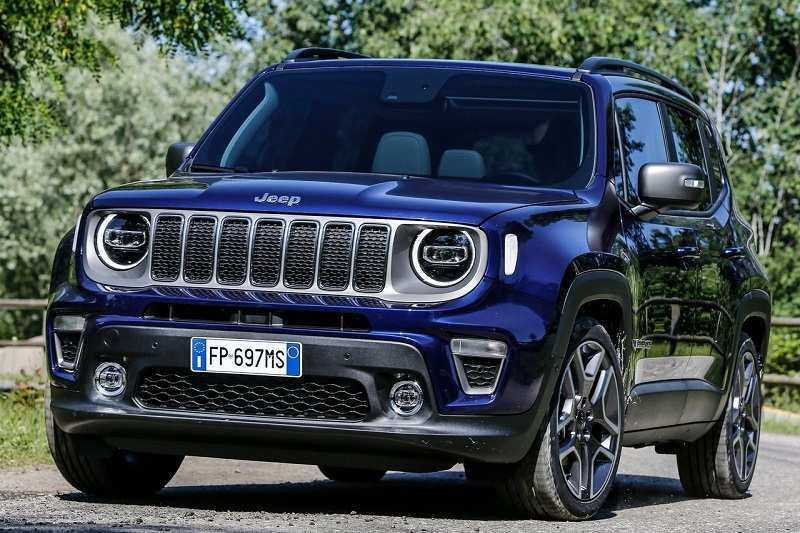 95 New The Jeep Renegade 2019 India New Review Pricing