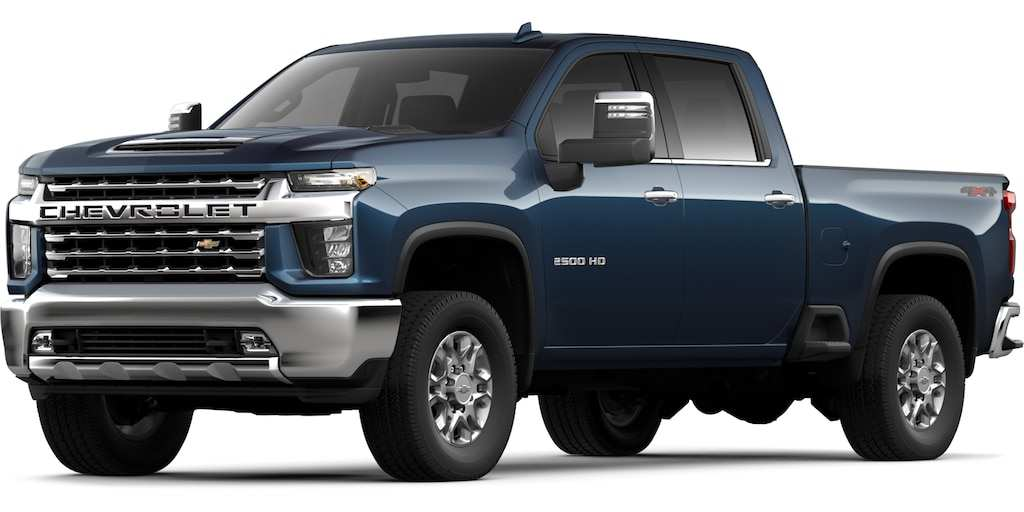 95 The 2020 Chevrolet Build And Price New Review