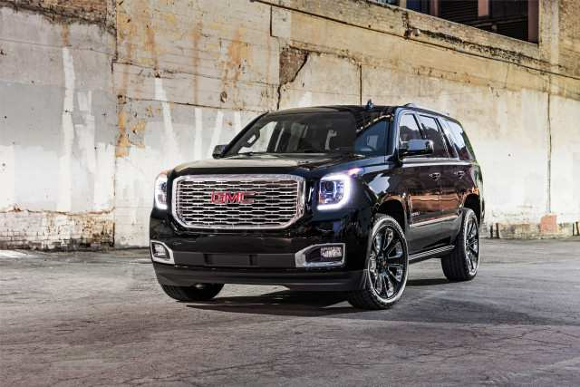 96 A The Gmc Yukon Diesel 2019 Redesign Release