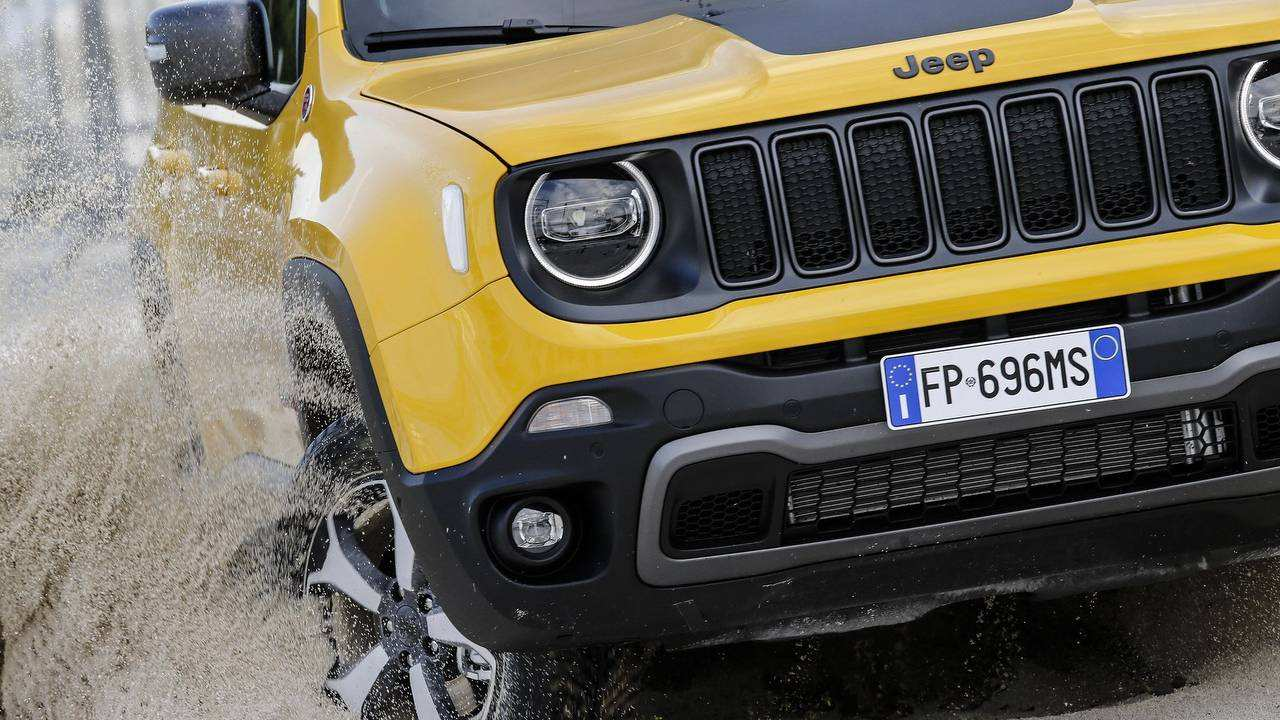 96 A The Jeep Renegade 2019 India New Review Reviews