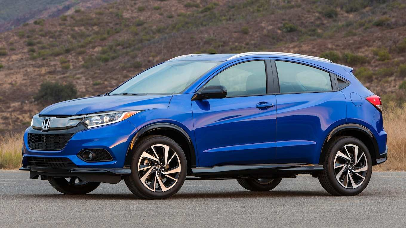 96 All New 2019 Honda Hr V Exterior And Interior