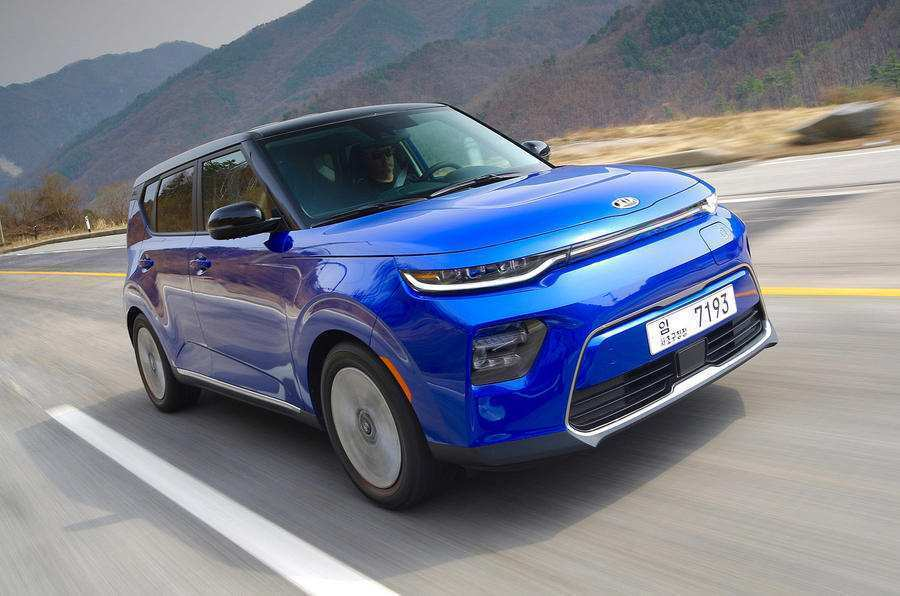 96 All New 2020 Kia Soul Ev Release Date Redesign And Review