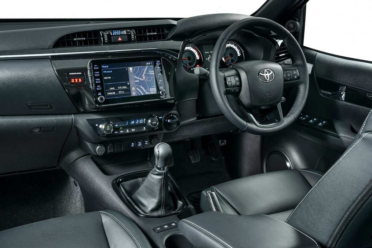 96 Best The Toyota Legend 50 2019 New Interior Concept And Review