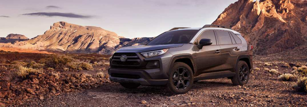 96 New Toyota Rav4 2020 Release Date Performance