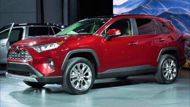 96 New Toyota Rav4 2020 Release Date Specs And Review