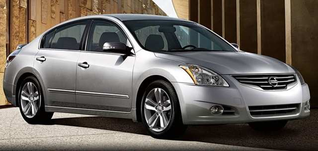 96 The 2010 Nissan Altima Configurations
